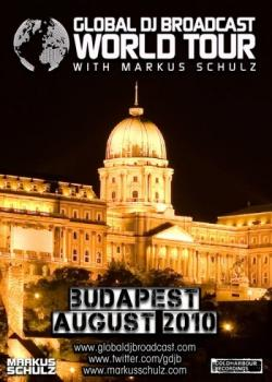 Markus Schulz - Global DJ Broadcast: World Tour - Budapest