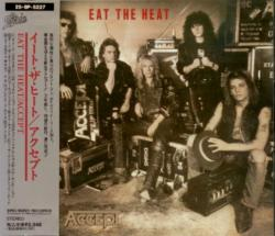 Accept - Eat The Heat (Japan 1st Press)