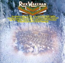 Rick Wakeman - Journey To The Centre Of The Earth (Germany 1st Press)