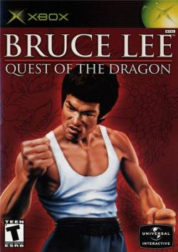 [Xbox] Bruce Lee Quest of the Dragon