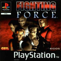 [PSX-PSP] FIGHTING FORCE