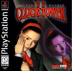 [PSone] Clock Tower II: The Struggle Within