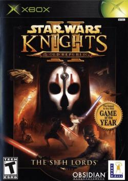 [Xbox] Star Wars: Knights of the Old Republic II: The Sith Lords