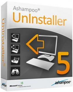 Ashampoo UnInstaller 5.04 Final