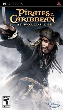 [PSP] Pirates of the Caribbean: At World's End [RUS]