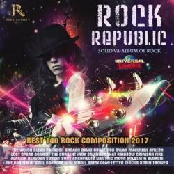 VA - Rock Republic: Solid VA-Album Of Rock