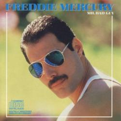 Freddie Mercury Mr. Bad Guy