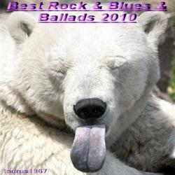 VA - Best Rock Blues Ballads (2010, Rock, Blues, Ballads, MP3)