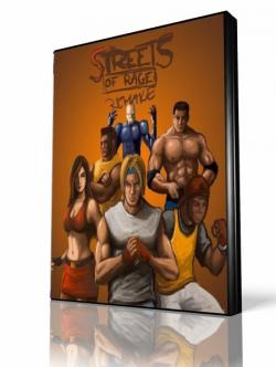 Streets Of Rage Remake (Final Version v5.0)