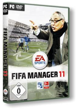 FIFA Manager 11 (RePack by a1chem1st)