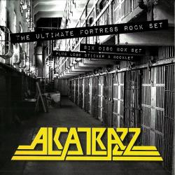 Alcatrazz - The Ultimate Fortress Rock Set (5CD Box Set)