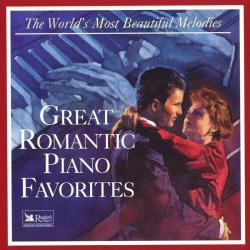VA - Great Romantic Piano Favorites / The World's Most Beautiful Melodies