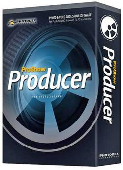 Photodex ProShow Producer 6.0.3410 RePack