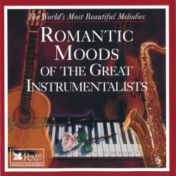 VA - Romantic Moods Of The Great Instrumentalists, The World's Most Beautiful Melodie