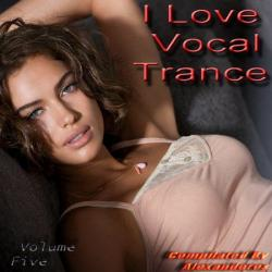 VA - AG: I Love Vocal Trance #5