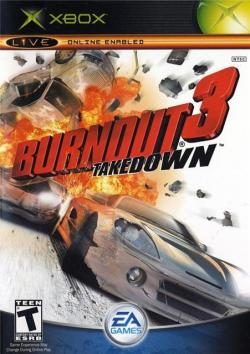 [Xbox] Burnout 3 Takedown