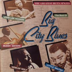 VA - The Best Of Big City Blues -The Greatest Blues-Singers