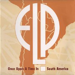 Emerson, Lake Palmer - Once Upon A Time In South America (4CD)