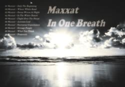 Maxxat - In One Breath