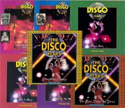 VA-The Disco Years Vol. 1-7