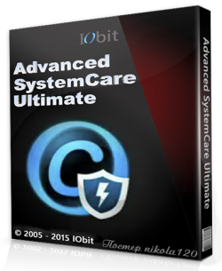 Advanced SystemCare Ultimate 9.0.1.637