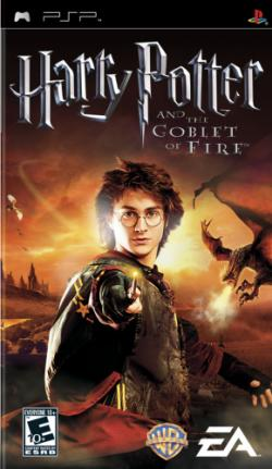[PSP] Harry Potter and the Goblet of Fire