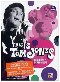 Tom Jones - This Is Tom Jones: Legendary Performers