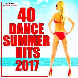 VA - 40 Dance Summer Hits 2017