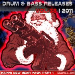 VA-Drum & Bass Releases VOL#38,39 Happy New Year Pack! Part 1-2