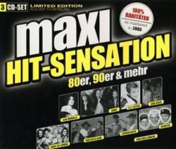 VA - Maxi Hit-Sensation - 80s, 90s