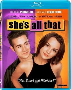 Это всё она / She's All That MVO+DVO