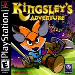 [PSX-PSP] Kingsley's Adventure