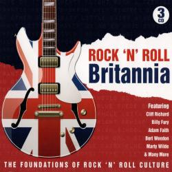 VA - Rock 'N' Roll Britannia (3CD)