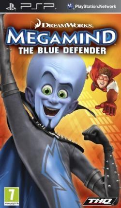 [PSP] Megamind: The Blue Defender [RUS]