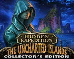Hidden Expedition: The Uncharted Islands - Collectors Edition
