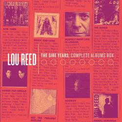 Lou Reed - The Sire Years: The Complete Albums Box (10CD Box Set)