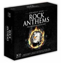 VA - Greatest Ever! Rock Anthems. The Definitive Collection