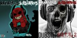 VA-Hazardous Substances - DubStep Metal 1-2