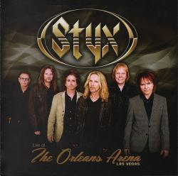 Styx - Live at the Orleans Arena, Las Vegas