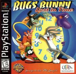 [PSP-PSX] Bugs Bunny: Lost in Time [ENG]