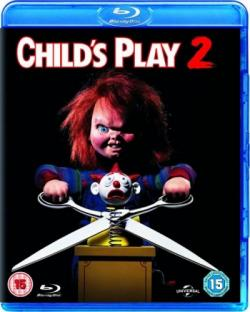 Детские игры 2 / Child's Play 2 MVO +DVO+3xAVO