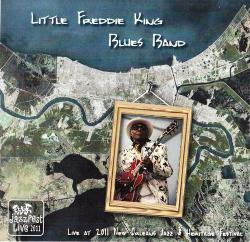 Little Freddie King Blues Band - Live At 2011 New Orleans Jazz & Heritage Festival