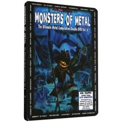 VA - Monsters Of Metal Vol.6