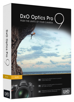 DxO Optics Pro 9.1.2 Build 1661 Elite