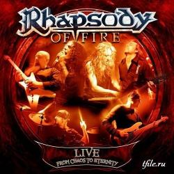 Rhapsody Of Fire - Live From Chaos To Eternity (Live, 2CD)