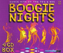 VA - Boogie Nights - Dance Hits Of The 70's & 80's (4 CD, Box Set)