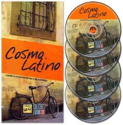VA - Cosmo Latino (4 CD Box Set)