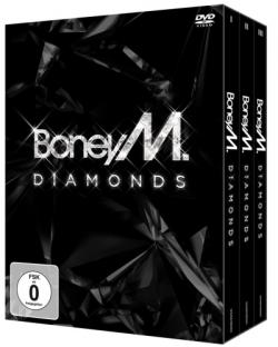 Boney M - Diamonds (40th Anniversary Box Set 3DVD)