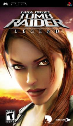 [PSP] Tomb Raider: Legend