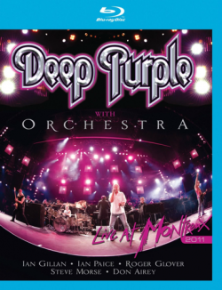 Deep Purple With Orchestra: - Live At Montreux